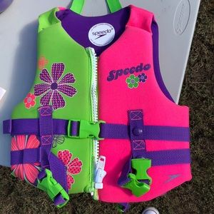 Girls Life Jacket
